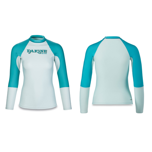 Dakine Womens Flow Snug Fit L/S