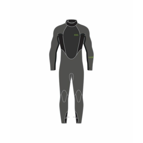 XCEL Mens Axis Wind OS 5/4
