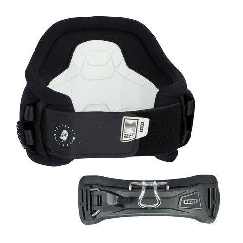 ION Kite Waist Harness Nova 6 black 40/L 2020
