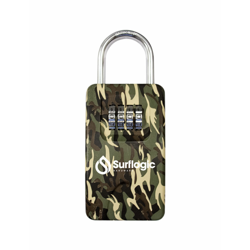 Surf Logic Key Security Maxi Lock Camo