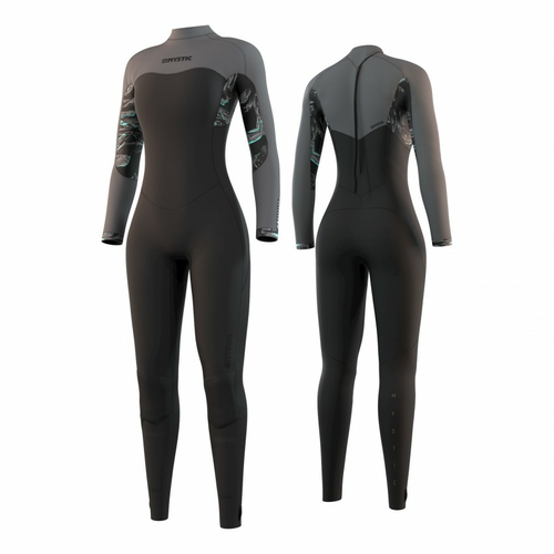 MYSTIC Dazzled Fullsuit 5/3mm Bzip Women