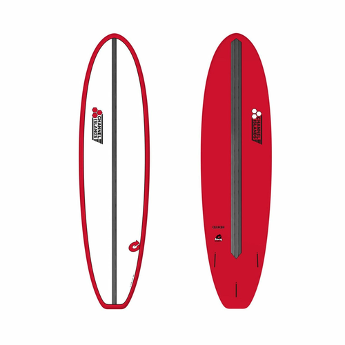 Surfboard CHANNEL ISLANDS X-lite Chancho 7.0 Red