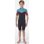 Rip Curl Junior Dawn Patrol Short Sleeve Springsuit