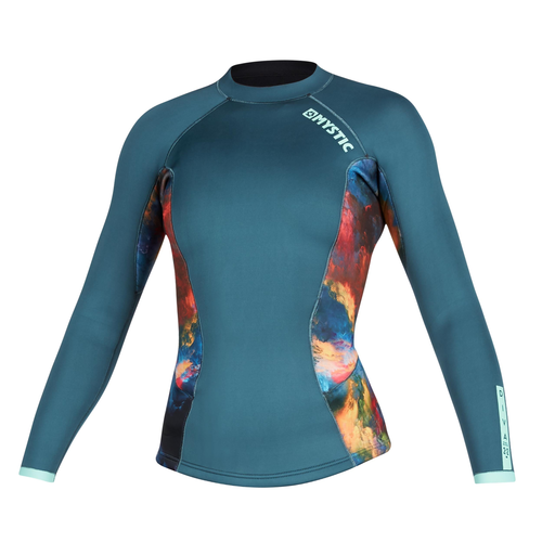 MYSTIC Diva L/S Vest Neoprene 2mm Women